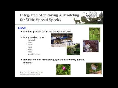 Jim Schieck - Assessing Cumulative Ecological Effects: the changing management landscape