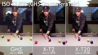 GH5 beats a7S, a7R II, GH4, E-M1 II, X-T2 & X-T20 (Low-light High ISO Video Quality Review Test)(, 2017-04-06T01:41:32.000Z)