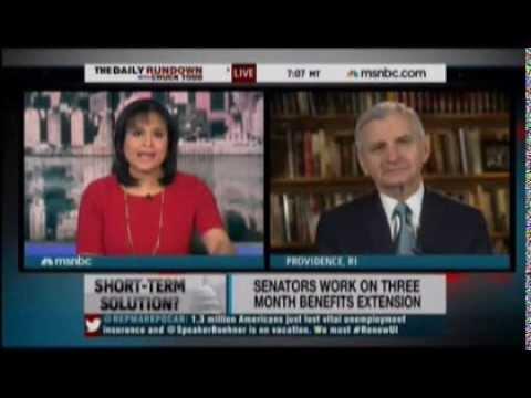 Sen. Jack Reed (D-RI) on MSNBC
