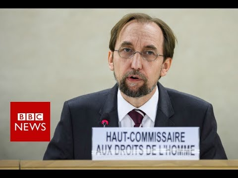 UN rights chief: Israel's Gaza response 'wholly disproportionate'  - BBC News