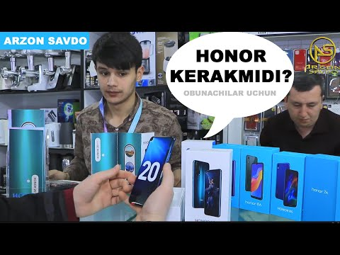 Honor Telefon Narxlari Malika Savdo Markazi | Honor телефон нархлари Малика савдо маркази