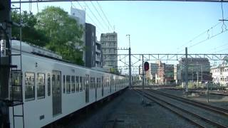 西武鉄道259F 回送萩山行 小川通過