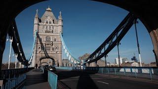 What London's streets look like during a coronavirus shutdown