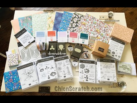 Stampin' Up! Annual Catalog Preorder 2019