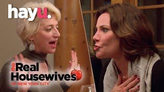 "Dorinda Attacks Luann In A Game Of ""Truth Or Dare"" 