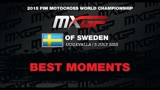 MXGP of Sweden MXGP Best Moments