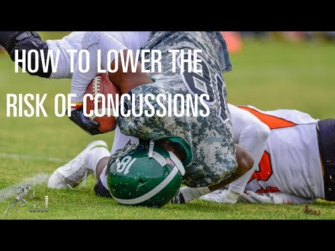 Tips to lower the risk of a concussion