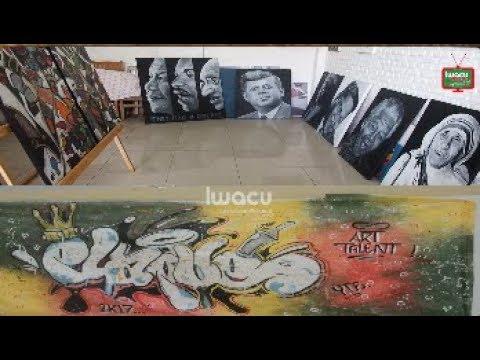 Gros plan: Les deux visages de la peinture au Burundi