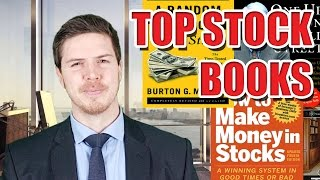Top 5 Books for 💰 INVESTING 💰