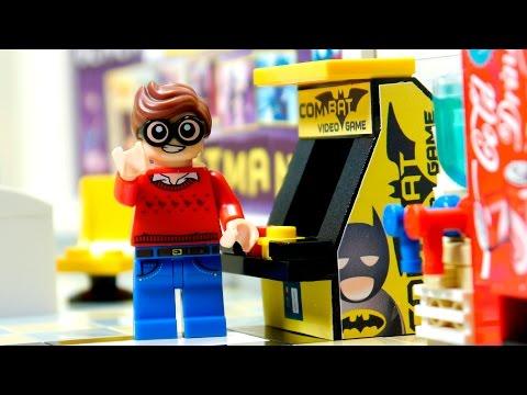 LEGO BATMAN ARCADE 2  -  VIDEO GAME MOVIE