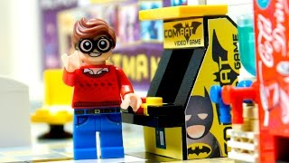 LEGO BATMAN ARCADE 2  -  VIDEO GAME MOVIE