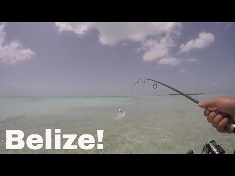 Fishing Belize
