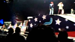 Nitro Circus Live 2012 Antwerp: body varial, fully twisted 360 front flip, double backflip