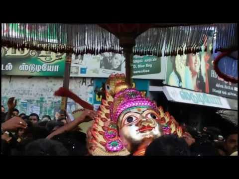 Gudiyatham GangaiAmman Festival 15th May 2017   World famous