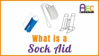 How to Easily Put On Socks After Surgery - A Sock Aid and How to Use it