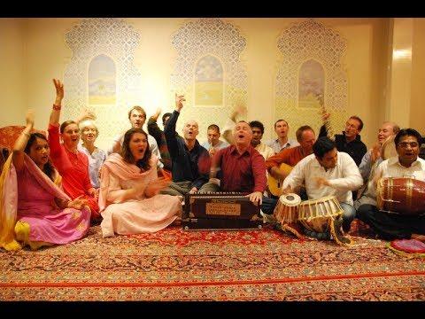 Music of Joy European Tour 2017:  through the hearts of the Yogis