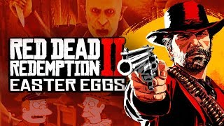 The Best Easter Eggs in RED DEAD REDEMPTION 2