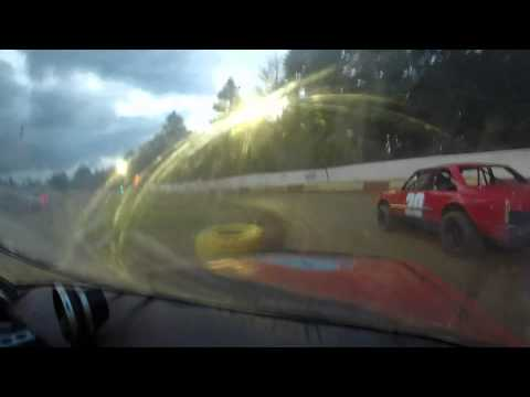 River City Speedway - 5/17/14 - SS Trophy dash and Main