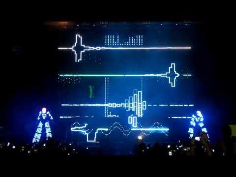 David Guetta - The Future @ Ultra 2011 (HD) 1080