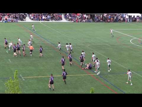 2017 Boys Varsity Idaho State Rugby Championship Rocky Mountain V Eagle