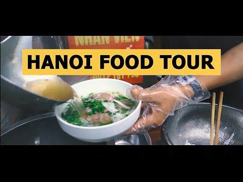 Hanoi Food Tour Ep.1: Day Tour
