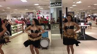 Modesto Macy's July 15, 2017 Hawaiian Luau event #2