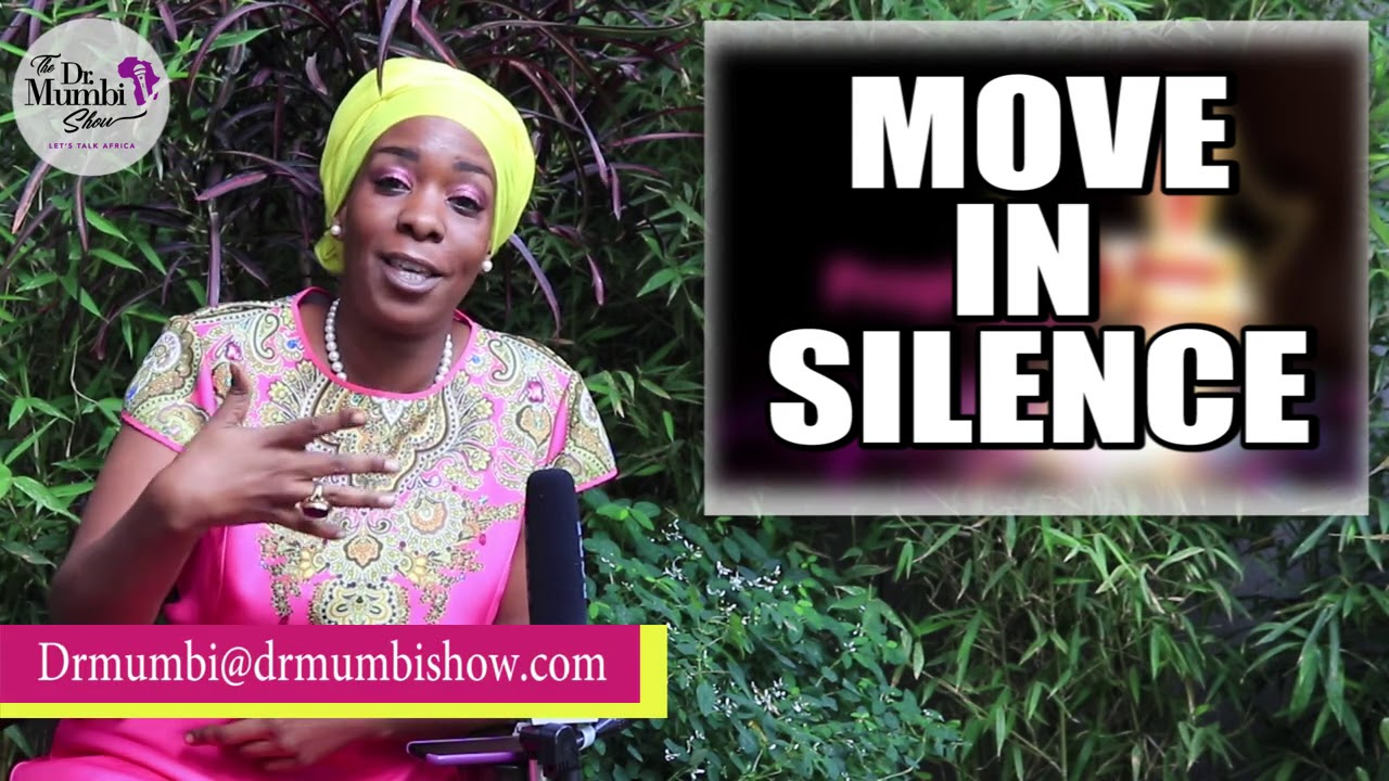 Move In SILENCE!