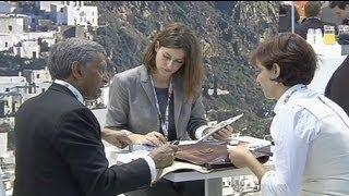 Tourisme : l'espoir de la Grèce