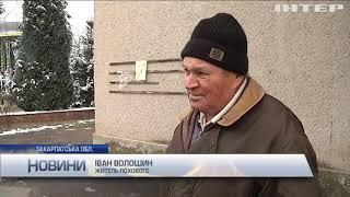 Село Лохове після ремонту дороги залишилося без дороги