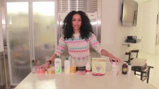 One of Hey Fran Hey's most viewed videos: My Healthy Hair Regimen & Favorite Products