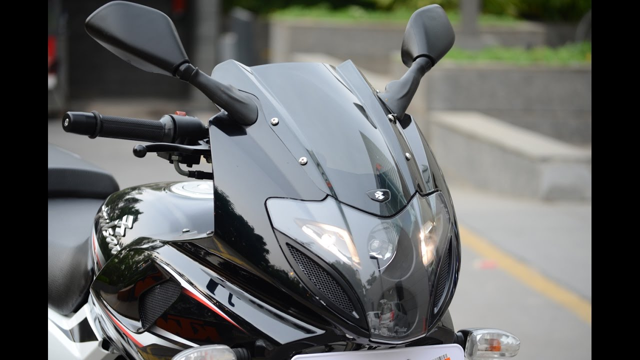 Bajaj Pulsar 220F Features, Price, Spec 2017-18 / MotoShastra - YouTube