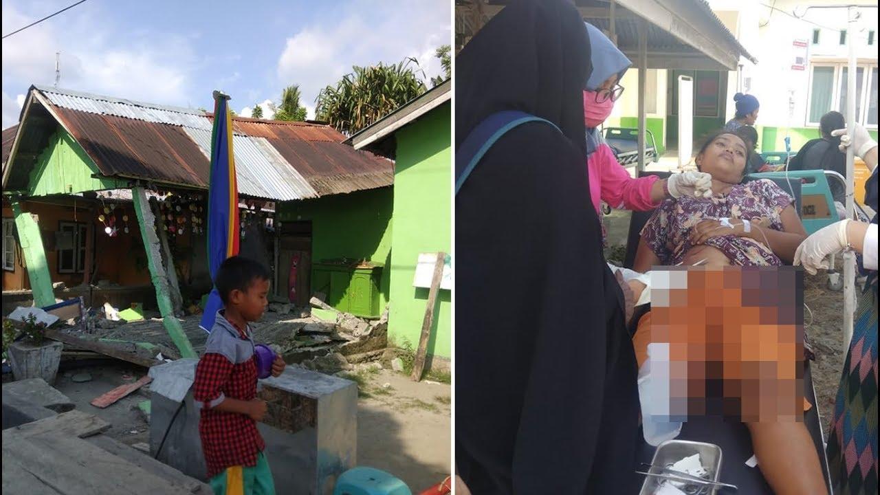 Gempa Bumi Terkini Hari Ini Guncang Donggala Sulawesi