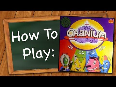 How to play Cranium