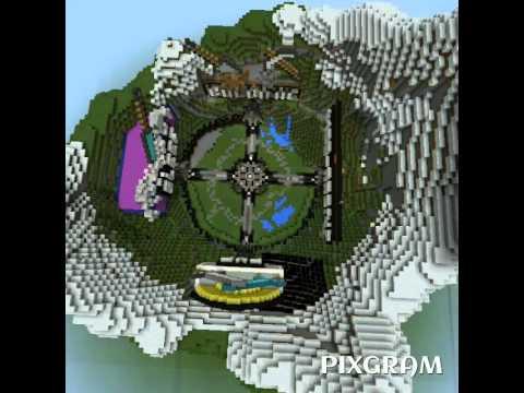 Minecraft PE Amazing Server Spawn [DOWNLOAD] | FunnyDog TV