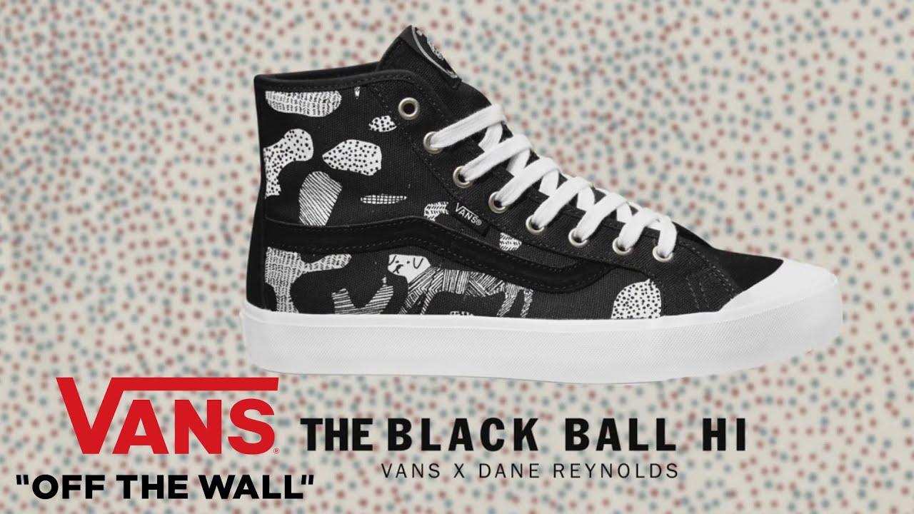 Dane Reynolds  Black Ball SF Hi  a9863e5be796