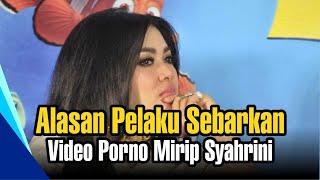 Alasan Pelaku Sebarkan Video Porno Mirip Syahrini