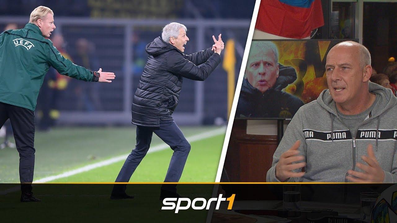 Favre in Klopp-Manier: So ändert der BVB-Coach sein Image | SPORT1