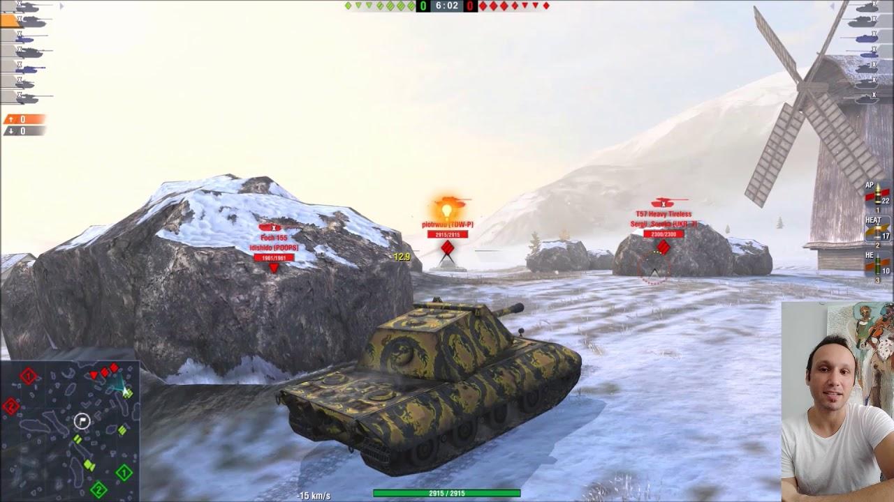 World of Tanks Blitz - Ağır Tank Şöleni !
