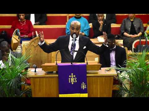 Calvary Church Holy Week Revival Service: Rev. Dr. Frederick D. Haynes, III March 22, 2016