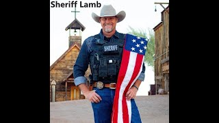 Sheriff Mark Lamb interview on One More Run Radio