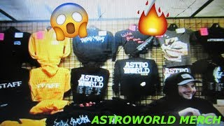 Astroworld Tour Baltimore(Coverage/Clips/Merch/Prices)