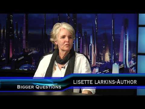 Lisette Larkins on Ron James' Bigger Questions