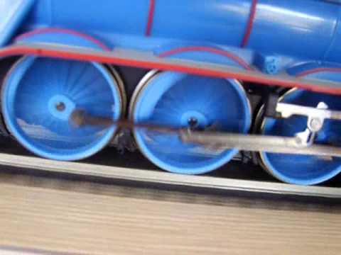 hornby Gordon wheel spin!!!!!!!!