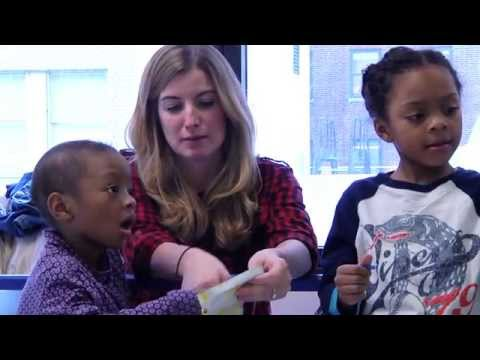 Child Life and Creative Arts Therapy at the Kravis Children's Hospital at Mount Sinai