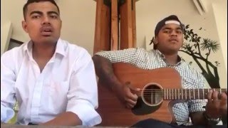 Nesian nine - You complete me ( cover ) by Sioeli Kalekale & Mapa Toutaiolepo