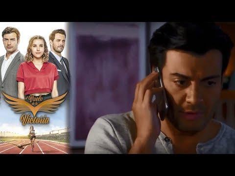 Victoria busca a Raúl | El vuelo de la Victoria - Televisa