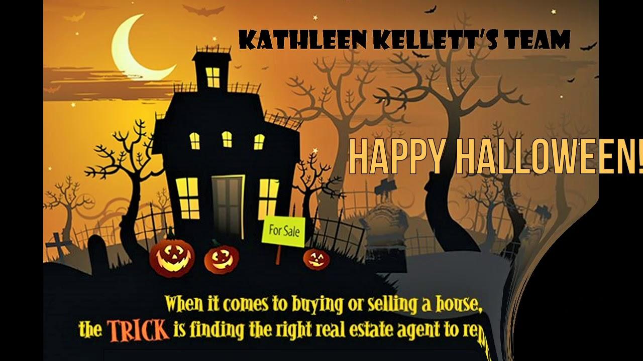 Happy Halloween From Kathleen Kellett S Team Youtube
