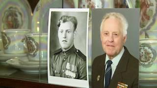 95-летний юбилей отметил Алексей Иванович Сидоров. Ветеран Великой Отечественной войны.