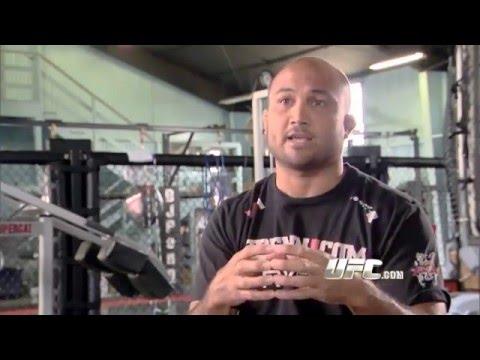UFC 118: BJ Penn Pre-fight Interview