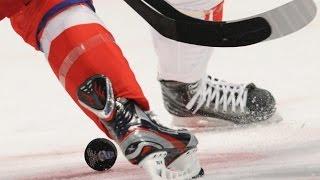 Играем в настольный хоккей с наказанием!
